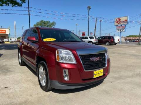 2012 GMC Terrain for sale at Russell Smith Auto in Fort Worth TX
