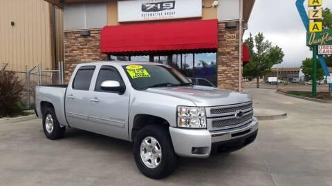 2012 Chevrolet Silverado 1500 for sale at 719 Automotive Group in Colorado Springs CO