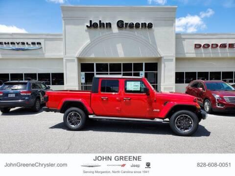2021 Jeep Gladiator for sale at John Greene Chrysler Dodge Jeep Ram in Morganton NC