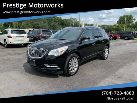 2016 Buick Enclave for sale at Prestige Motorworks in Concord NC