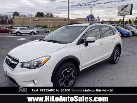 2015 Subaru XV Crosstrek for sale at Hi-Lo Auto Sales in Frederick MD