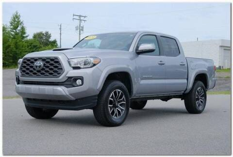 2020 Toyota Tacoma for sale at WHITE MOTORS INC in Roanoke Rapids NC