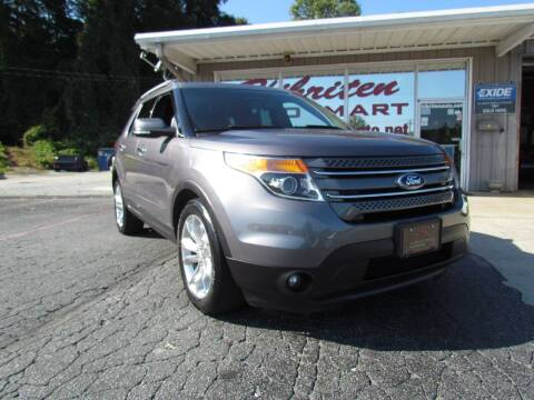 2014 Ford Explorer for sale at Hibriten Auto Mart in Lenoir NC