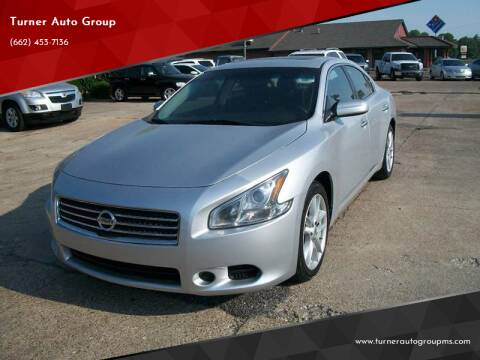 2014 Nissan Maxima for sale at Turner Auto Group in Greenwood MS