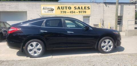 2012 Honda Crosstour for sale at On The Road Again Auto Sales in Doraville GA