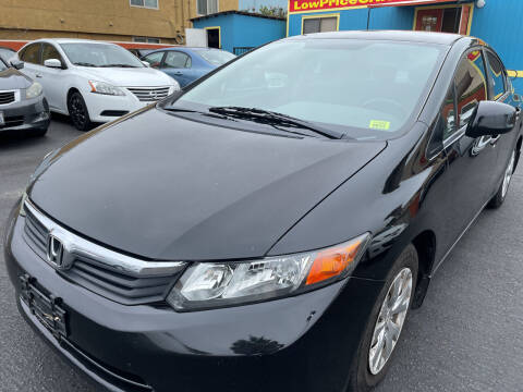 2012 Honda Civic for sale at CARZ in San Diego CA