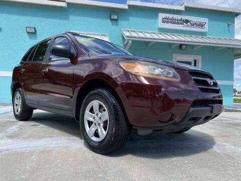 2009 Hyundai Santa Fe for sale at Palm Bay Motors in Palm Bay FL