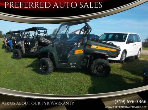 2020 Massimo T BOSS 1100D for sale at PREFERRED AUTO SALES in Lockridge IA