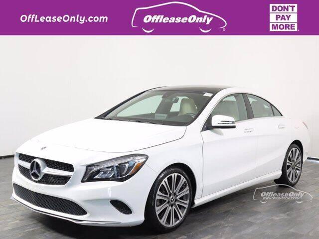 2018 Mercedes-Benz CLA for sale in Orlando, FL