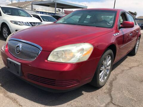 2009 Buick Lucerne for sale at Town and Country Motors in Mesa AZ