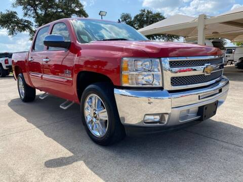 2013 Chevrolet Silverado 1500 for sale at Thornhill Motor Company in Hudson Oaks, TX