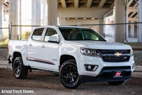 2017 Chevrolet Colorado for sale at Friesen Motorsports in Tacoma WA