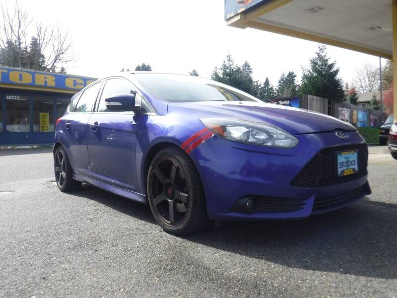 2013 Ford Focus for sale at Brooks Motor Company, Inc in Milwaukie OR