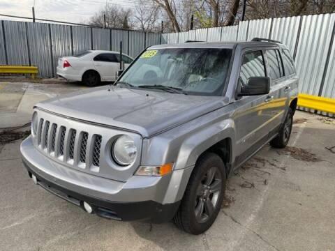 2015 Jeep Patriot for sale at HotWheelz Auto Group in Detroit MI