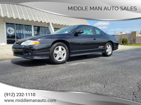 2004 Chevrolet Monte Carlo for sale at Middle Man Auto Sales in Savannah GA