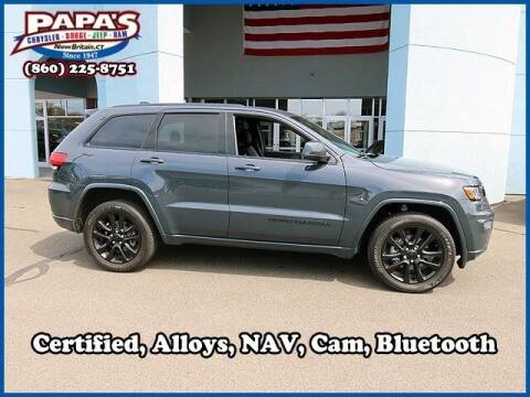 2018 Jeep Grand Cherokee for sale at Papas Chrysler Dodge Jeep Ram in New Britain CT