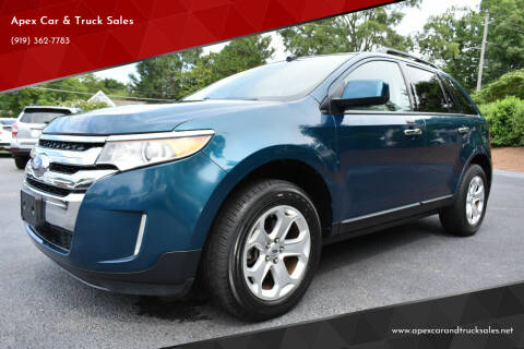 2011 Ford Edge for sale at Apex Car & Truck Sales in Apex NC