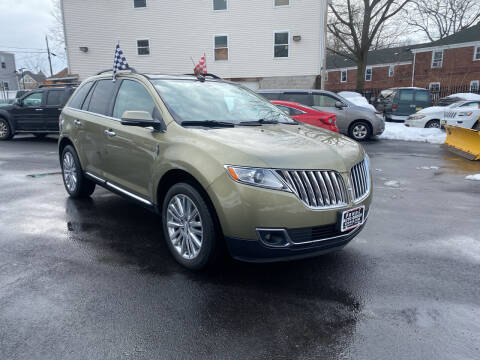 2013 Lincoln MKX for sale at PRNDL Auto Group in Irvington NJ