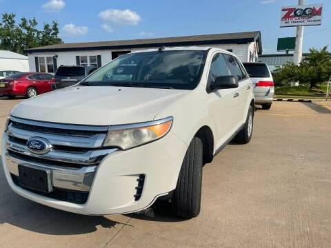 2011 Ford Edge for sale at Zoom Auto Sales in Oklahoma City OK