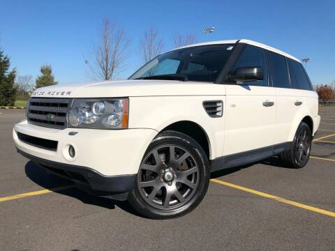 2009 Land Rover Range Rover Sport for sale at Car Stars in Elmhurst IL