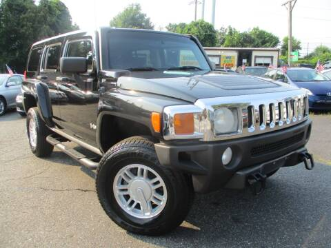 2006 HUMMER H3 for sale at Unlimited Auto Sales Inc. in Mount Sinai NY