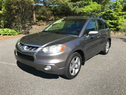 2007 Acura RDX for sale at Highland Auto Sales in Boone NC