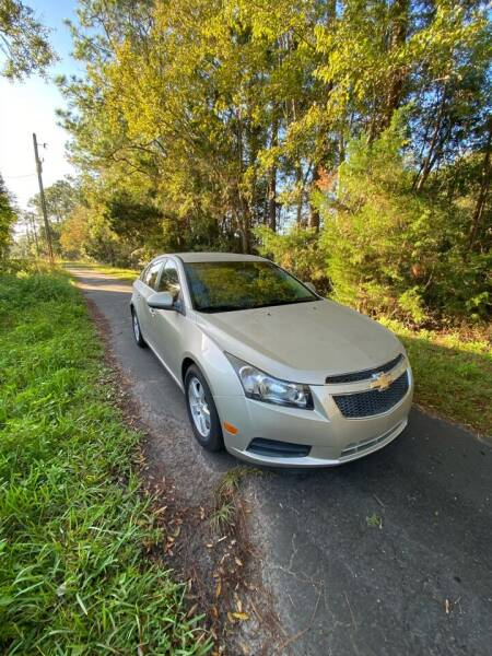 2014 Chevrolet Cruze for sale at All About Price in Bunnell FL