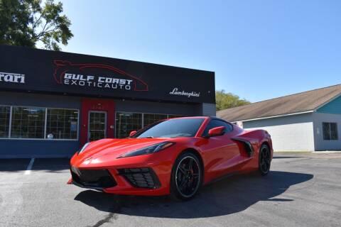 2020 Chevrolet Corvette for sale at Gulf Coast Exotic Auto in Biloxi MS