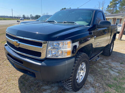 2013 Chevrolet Silverado 1500 for sale at Southtown Auto Sales in Whiteville NC