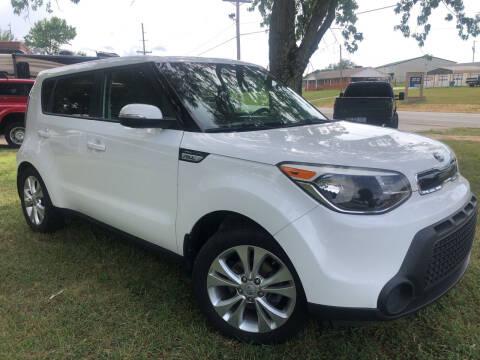 2014 Kia Soul for sale at Creekside Automotive in Lexington NC