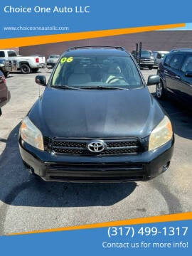 2006 Toyota RAV4 for sale at Choice One Auto LLC in Beech Grove IN
