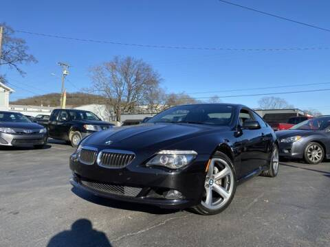 2010 BMW 6 Series for sale at Auto Credit Group in Nashville TN
