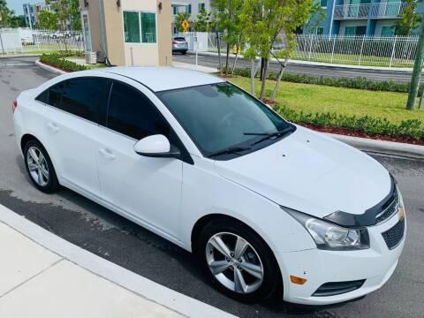 2014 Chevrolet Cruze for sale at LA Motors Miami in Miami FL
