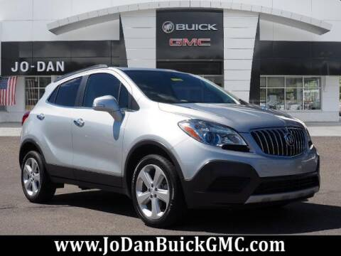 2016 Buick Encore for sale at Jo-Dan Motors in Plains PA