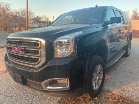 2015 GMC Yukon XL for sale at Speedway Motors TX in Fort Worth TX