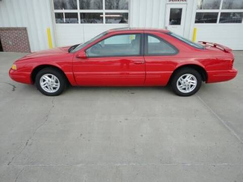 1996 Ford Thunderbird for sale at Quality Motors Inc in Vermillion SD