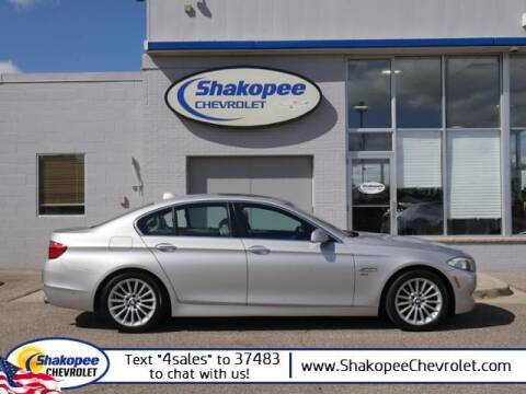 2011 BMW 5 Series for sale at SHAKOPEE CHEVROLET in Shakopee MN