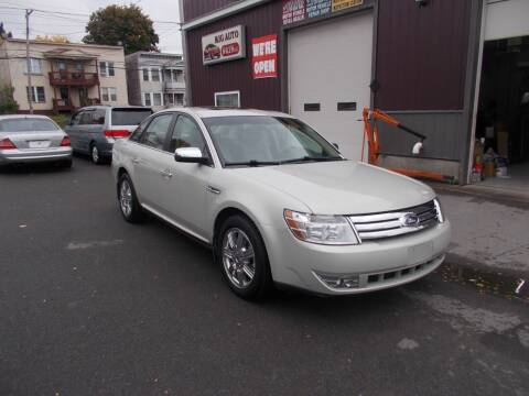 2008 Ford Taurus for sale at Mig Auto Sales Inc in Albany NY