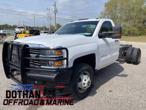 2016 Chevrolet Silverado 3500HD for sale at Dothan OffRoad And Marine in Dothan AL