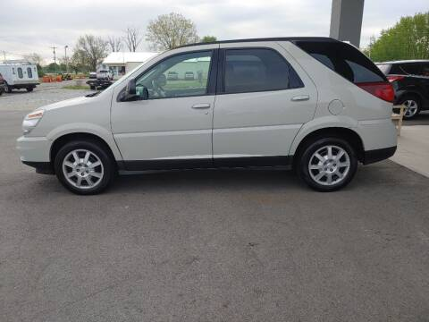 2006 Buick Rendezvous for sale at Wildfire Motors in Richmond IN