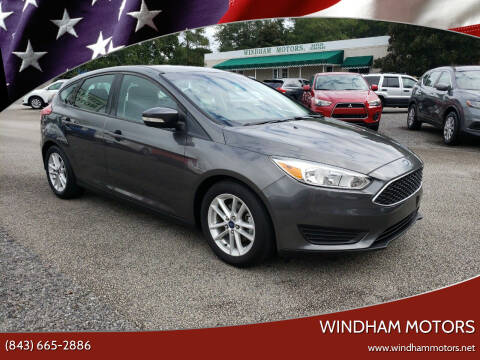 2016 Ford Focus for sale at Windham Motors in Florence SC