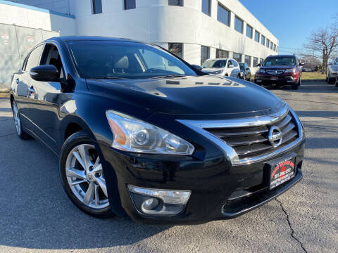 2015 Nissan Altima for sale at JerseyMotorsInc.com in Teterboro NJ