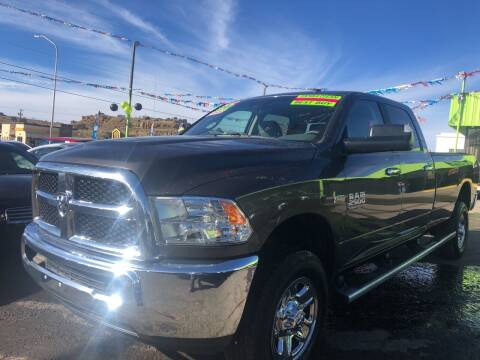 2017 RAM Ram Pickup 2500 for sale at 1st Quality Motors LLC in Gallup NM