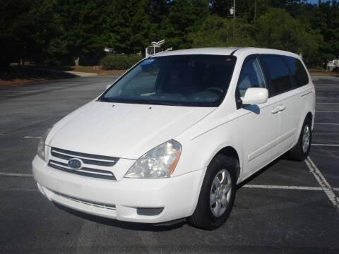 2006 Kia Sedona for sale at Uniworld Auto Sales LLC. in Greensboro NC