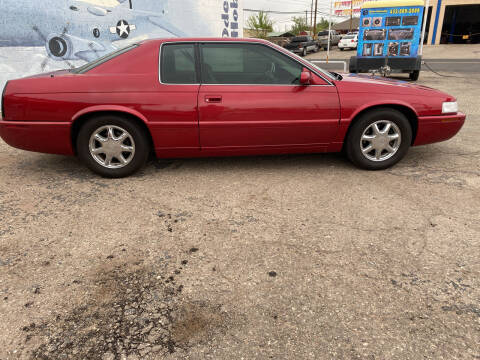 2000 Cadillac Eldorado for sale at Gabes Auto Sales in Odessa TX