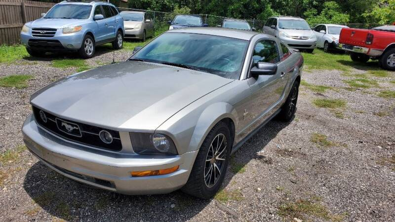 2008 Ford Mustang for sale at Firm Life Auto Sales in Seffner FL