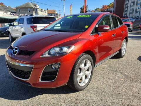 2011 Mazda CX-7 for sale at Porcelli Auto Sales in West Warwick RI