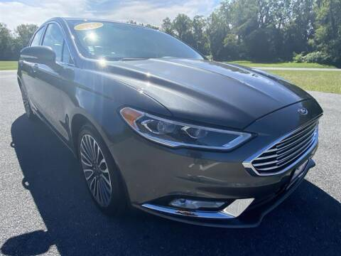 2017 Ford Fusion for sale at Mr. Car LLC in Brentwood MD