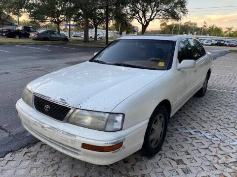 1996 Toyota Avalon for sale at Florida Prestige Collection in St Petersburg FL