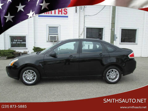 2011 Ford Focus for sale at SmithsAuto.net in Hart MI